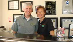 Tim & Michele Waters, TMK Automotive